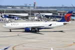 sky-spotterさんが、中部国際空港で撮影したデルタ航空 A330-223の航空フォト(写真)