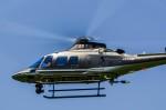 NCT310さんが、東京ヘリポートで撮影した警視庁 A109S Trekkerの航空フォト(写真)