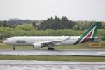 OS52さんが、成田国際空港で撮影したアリタリア航空 A330-202の航空フォト(写真)