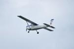 ヒロジーさんが、広島空港で撮影した本田航空 172S Skyhawk SPの航空フォト(写真)