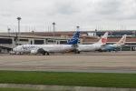 mototripさんが、ドンムアン空港で撮影したニュージェン・エアウェイズ 737-4Q3の航空フォト(写真)