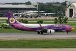 mototripさんが、ドンムアン空港で撮影したノックエア 737-88Lの航空フォト(写真)