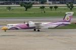 mototripさんが、ドンムアン空港で撮影したノックエア DHC-8-402Q Dash 8の航空フォト(写真)
