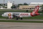 mototripさんが、ドンムアン空港で撮影したタイ・エアアジア A320-216の航空フォト(写真)