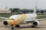 mototripさんが、ドンムアン空港で撮影したノックスクート 777-212/ERの航空フォト(写真)
