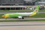 mototripさんが、ドンムアン空港で撮影したノックエア 737-86Nの航空フォト(写真)