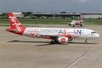 mototripさんが、ドンムアン空港で撮影したエアアジア A320-216の航空フォト(写真)