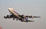 MOHICANさんが、福岡空港で撮影した全日空 747-481(D)の航空フォト(写真)