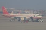 職業旅人さんが、成都双流国際空港で撮影した成都航空 A320-214の航空フォト(写真)
