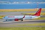 kurubouzuさんが、関西国際空港で撮影したイースター航空 737-8KNの航空フォト(写真)