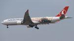 やまちゃんさんが、仁川国際空港で撮影したターキッシュ・エアラインズ A330-303の航空フォト(飛行機 写真・画像)