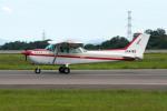 Gambardierさんが、岡山空港で撮影した朝日航空 172P Skyhawk IIの航空フォト(写真)
