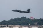 チャッピー・シミズさんが、嘉手納飛行場で撮影したアメリカ空軍 F-15C-40-MC Eagleの航空フォト(写真)