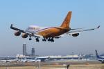 mogusaenさんが、成田国際空港で撮影したセンチュリオン・エアカーゴ 747-428F/ER/SCDの航空フォト(写真)