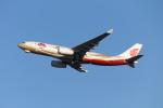 mogusaenさんが、成田国際空港で撮影した中国国際航空 A330-243の航空フォト(写真)