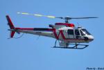 れんしさんが、福岡空港で撮影した西日本空輸 AS350B3 Ecureuilの航空フォト(写真)