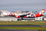 れんしさんが、福岡空港で撮影したエアアジア・エックス A330-343Xの航空フォト(写真)