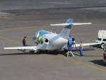 sp3混成軌道さんが、岡南飛行場で撮影した日本法人所有 HA-420の航空フォト(写真)