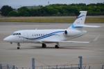E-75さんが、函館空港で撮影した静岡エアコミュータ Falcon 2000EXの航空フォト(写真)