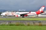 kan787allさんが、福岡空港で撮影したエアアジア・エックス A330-343Xの航空フォト(写真)
