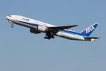 元青森人さんが、仙台空港で撮影した全日空 777-281の航空フォト(写真)