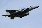 元青森人さんが、小松空港で撮影した航空自衛隊 F-15J Eagleの航空フォト(写真)