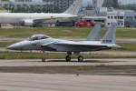 BTYUTAさんが、名古屋飛行場で撮影した航空自衛隊 F-15DJ Eagleの航空フォト(写真)