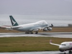 もふましゅまろさんが、関西国際空港で撮影したキャセイパシフィック航空 747-467F/ER/SCDの航空フォト(写真)