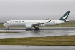 KAKOさんが、中部国際空港で撮影したキャセイパシフィック航空 A350-941XWBの航空フォト(写真)