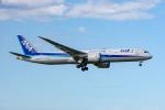 ぱん_くまさんが、成田国際空港で撮影した全日空 787-9の航空フォト(写真)