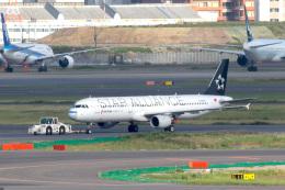 maverickさんが、羽田空港で撮影した中国国際航空 A321-213の航空フォト(写真)