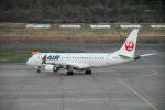 SKY☆MOTOさんが、青森空港で撮影したジェイ・エア ERJ-190-100(ERJ-190STD)の航空フォト(写真)