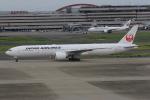 みるぽんたさんが、羽田空港で撮影した日本航空 777-346/ERの航空フォト(写真)