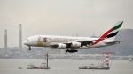 flytaka78さんが、香港国際空港で撮影したエミレーツ航空 A380-842の航空フォト(写真)