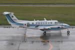 プルシアンブルーさんが、仙台空港で撮影した海上保安庁 B300の航空フォト(写真)