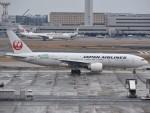 とびたさんが、羽田空港で撮影した日本航空 777-246/ERの航空フォト(写真)