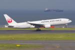 PASSENGERさんが、羽田空港で撮影した日本航空 777-289の航空フォト(写真)