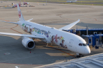 かずまっくすさんが、中部国際空港で撮影した日本航空 787-9の航空フォト(写真)