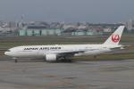 deideiさんが、伊丹空港で撮影した日本航空 777-289の航空フォト(写真)