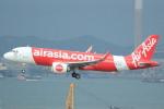 cassiopeiaさんが、香港国際空港で撮影したエアアジア A320-251Nの航空フォト(写真)