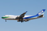 banshee02さんが、成田国際空港で撮影した日本貨物航空 747-4KZF/SCDの航空フォト(写真)