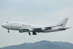 cassiopeiaさんが、香港国際空港で撮影したカリッタ エア 747-4B5(BCF)の航空フォト(写真)