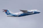 PASSENGERさんが、成田国際空港で撮影したアンガラ・エアラインズ An-148-100Eの航空フォト(写真)