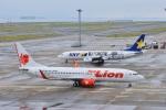 kurubouzuさんが、中部国際空港で撮影したタイ・ライオン・エア 737-8GPの航空フォト(写真)