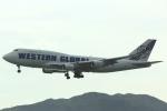 cassiopeiaさんが、香港国際空港で撮影したウエスタン・グローバル・エアラインズ 747-446(BCF)の航空フォト(写真)