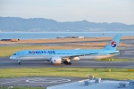 kurubouzuさんが、関西国際空港で撮影した大韓航空 787-9の航空フォト(写真)