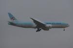 木人さんが、成田国際空港で撮影した大韓航空 777-FB5の航空フォト(写真)