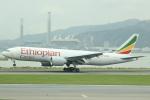 cassiopeiaさんが、香港国際空港で撮影したエチオピア航空 777-F60の航空フォト(写真)