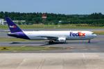 ぱん_くまさんが、成田国際空港で撮影したフェデックス・エクスプレス 767-3S2F/ERの航空フォト(写真)