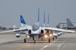 EC5Wさんが、那覇空港で撮影した航空自衛隊 T-4の航空フォト(写真)